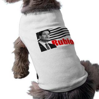 Rubio Sleeveless Dog Shirt