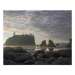 Ruby Beach at Olympic National Park 8x10 Photographic Print