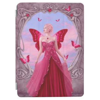 Ruby Birthstone Fairy iPad Air Case