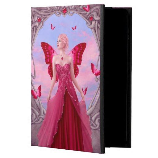 Ruby Birthstone Fairy Powis iCase iPad Air Case