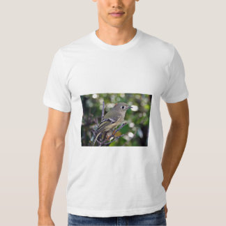 Ruby-crowned Kinglet T Shirts