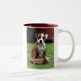 Ruby doo Two-Tone coffee mug