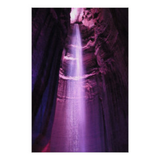 Ruby Falls Poster