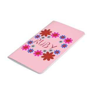 RUBY Flowers Journal
