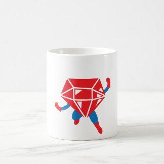 Ruby Hero Basic White Mug