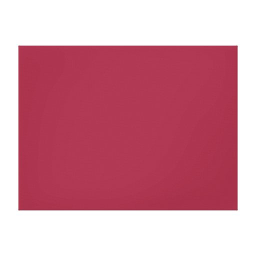 Ruby Red Gallery Wrapped Canvas