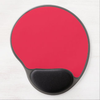 """""""Ruby Red"""" Gel Mouse Pad"""
