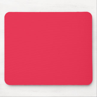 """""""Ruby Red"""" Mouse Pad"""