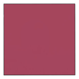 Ruby Red Solid Color