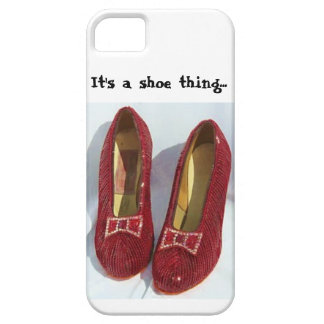 Ruby Slippers Cell Phone case iPhone 5 Cases