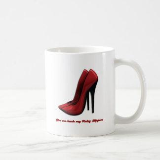 Ruby Slippers Coffee Mug