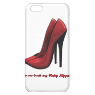 Ruby Slippers iPhone 5C Cover
