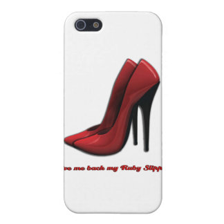 Ruby Slippers iPhone 5 Case