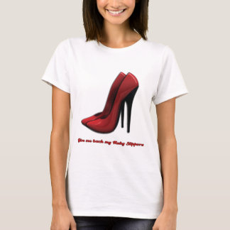 Ruby Slippers T-Shirt