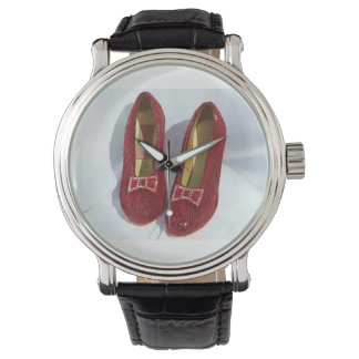 Ruby Slippers Watch