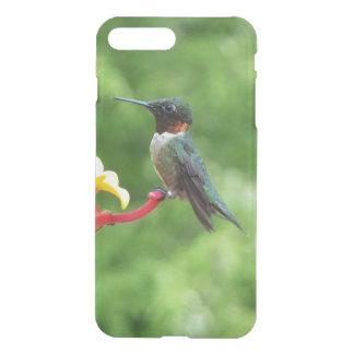 Ruby-Throated Hummingbird Bird Photography iPhone 8 Plus/7 Plus Case