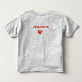 Ruby Wolf Redemption Toddler T-Shirt