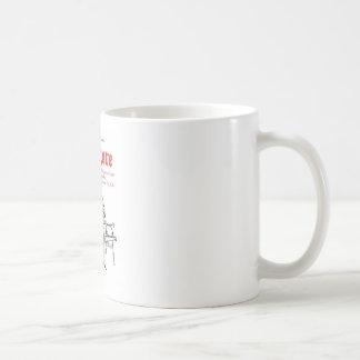 Ruddigore cast coffee mug