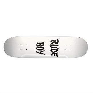 RUDE BOY Skatboard Skate Board Decks