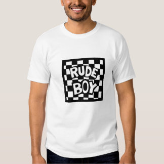 Rude Boy T Shirt