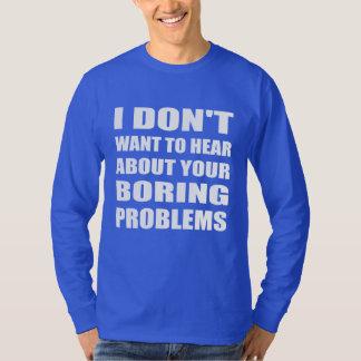 Rude but Honest Funny T-Shirt