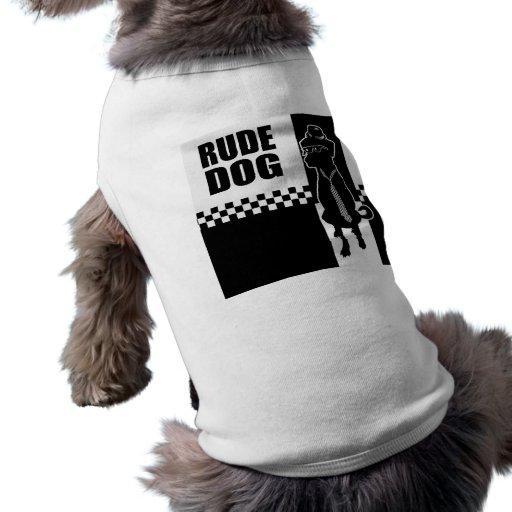 Rude Dog Doggie Tee