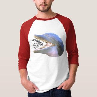 rude dolphin T-Shirt