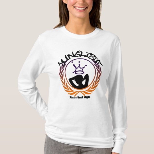 Rude Gurl Style Long Sleeve T-Shirt