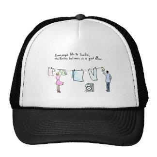 Rude Laundry Joke Good Blow Cap