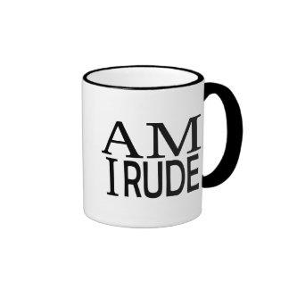Rude Ringer Mug