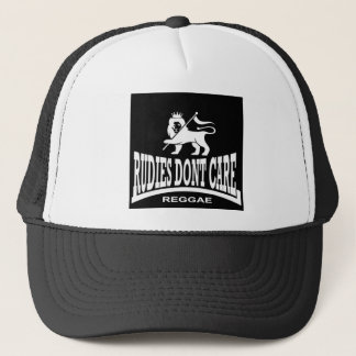 Rudies Don't Care - SKA - Rudeboys - Mods Trucker Hat