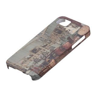 Rudolf Alt- Interior in Palace Windischgratz iPhone 5 Cases
