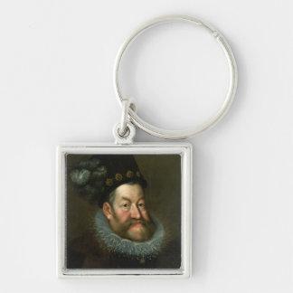 Rudolf II , 1600-3 Keychain