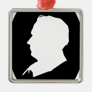 Rudolf Steiner Cameo Ornament