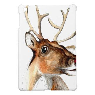 Rudolf the red nosed reindeer iPad mini case