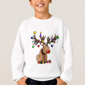 Rudolf The Red Nosed Reindeer Sweatshirt