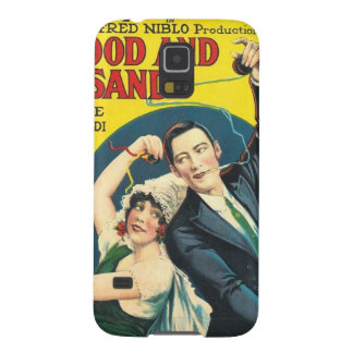 Rudolf Valentino Blood Sand Poster Case For Galaxy S5