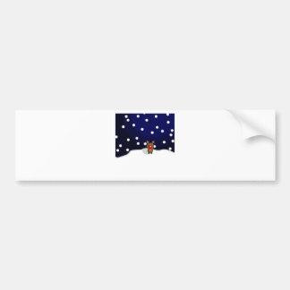 Rudolph Bumper Sticker