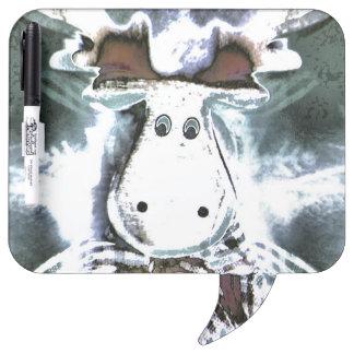 Rudolph Dry Erase Board
