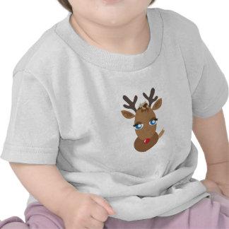 Rudolph Head Tees