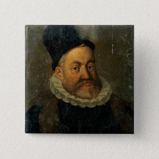 Rudolph II 15 Cm Square Badge