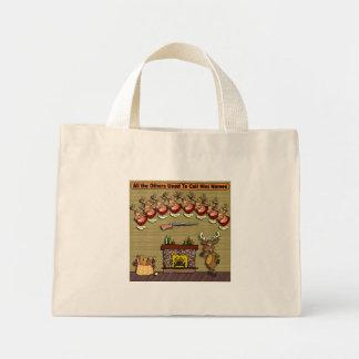 Rudolph Mini Tote Bag