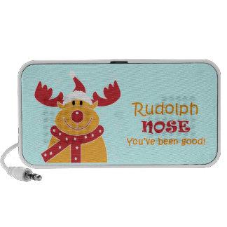 Rudolph Nose PC Speakers