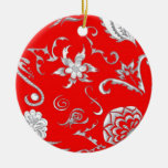 Rudolph Red Ornament