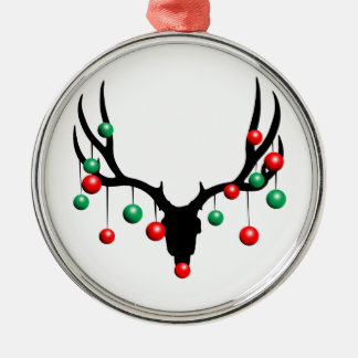 Rudolph the Dead Nosed Reindeer Christmas Ornament
