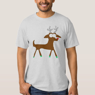 Rudolph the Raindeer T-shirts