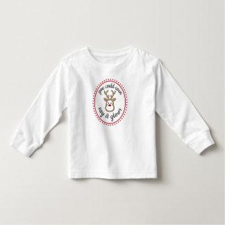 Rudolph The Reindeer T-shirt Long Sleeve