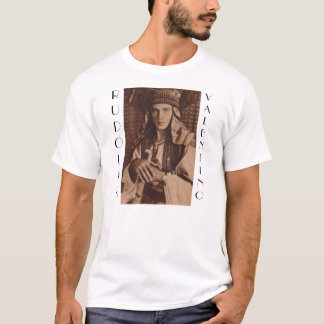 Rudolph Valentino AS The Sheik T-Shirt