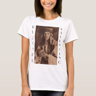 Rudolph Valentino AS The Sheik T-Shirt