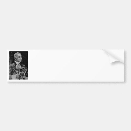 Rudolph Valentino Bumper Stickers